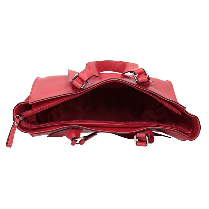 9645296 bata, red , 964-5296 - 15