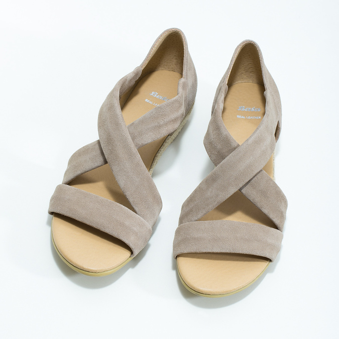 5634600 bata, brown , 563-4600 - 16