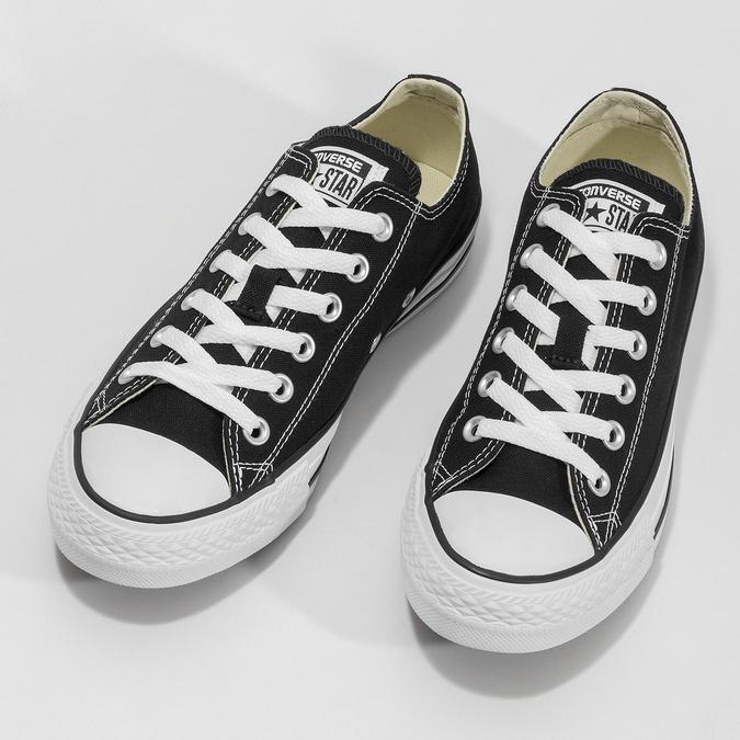 Ladies' tennis shoes converse, black , 589-6279 - 16