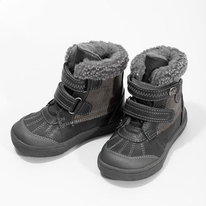 Children's Winter Boots bubblegummer, brown , 191-4619 - 16