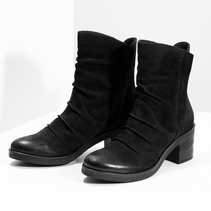 6966659 bata, black , 696-6659 - 16
